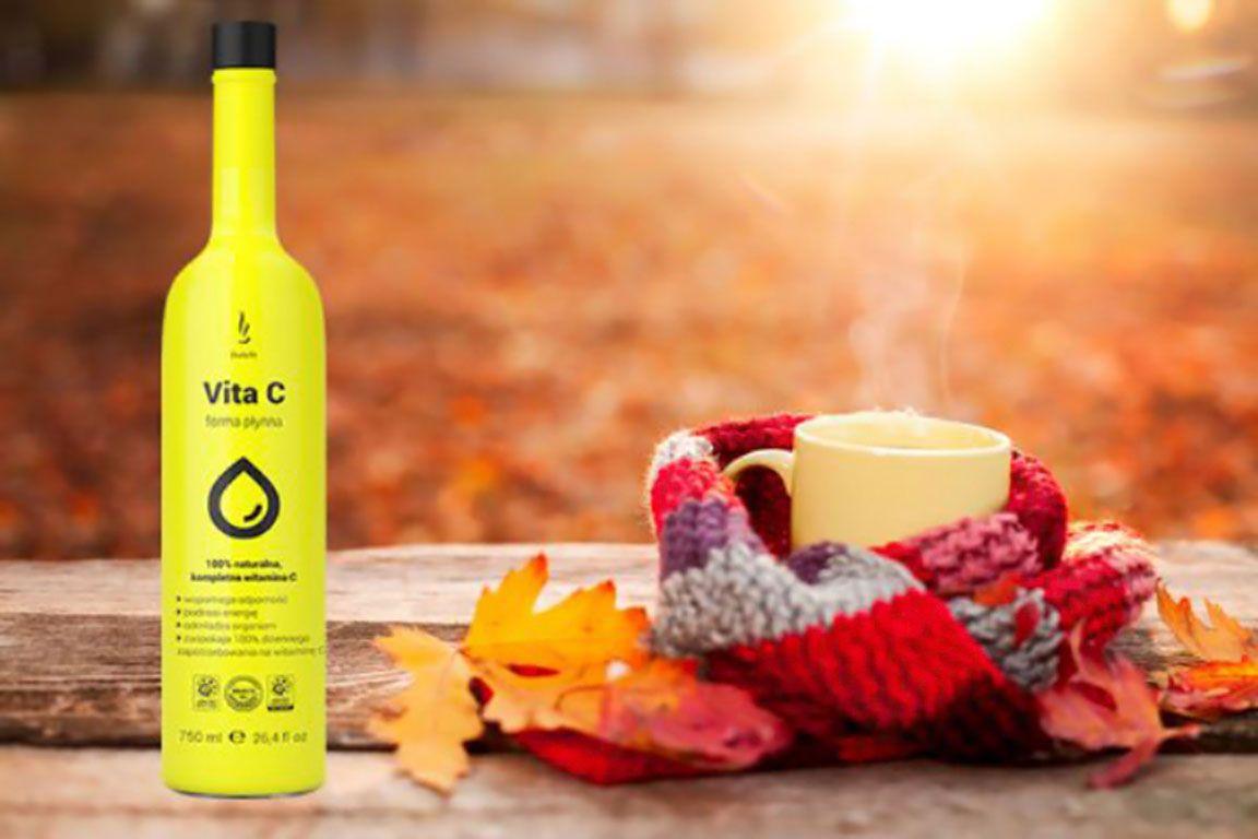 DuoLife Vita C 750ml | 100% přírodní koncentrovaný vitamín C