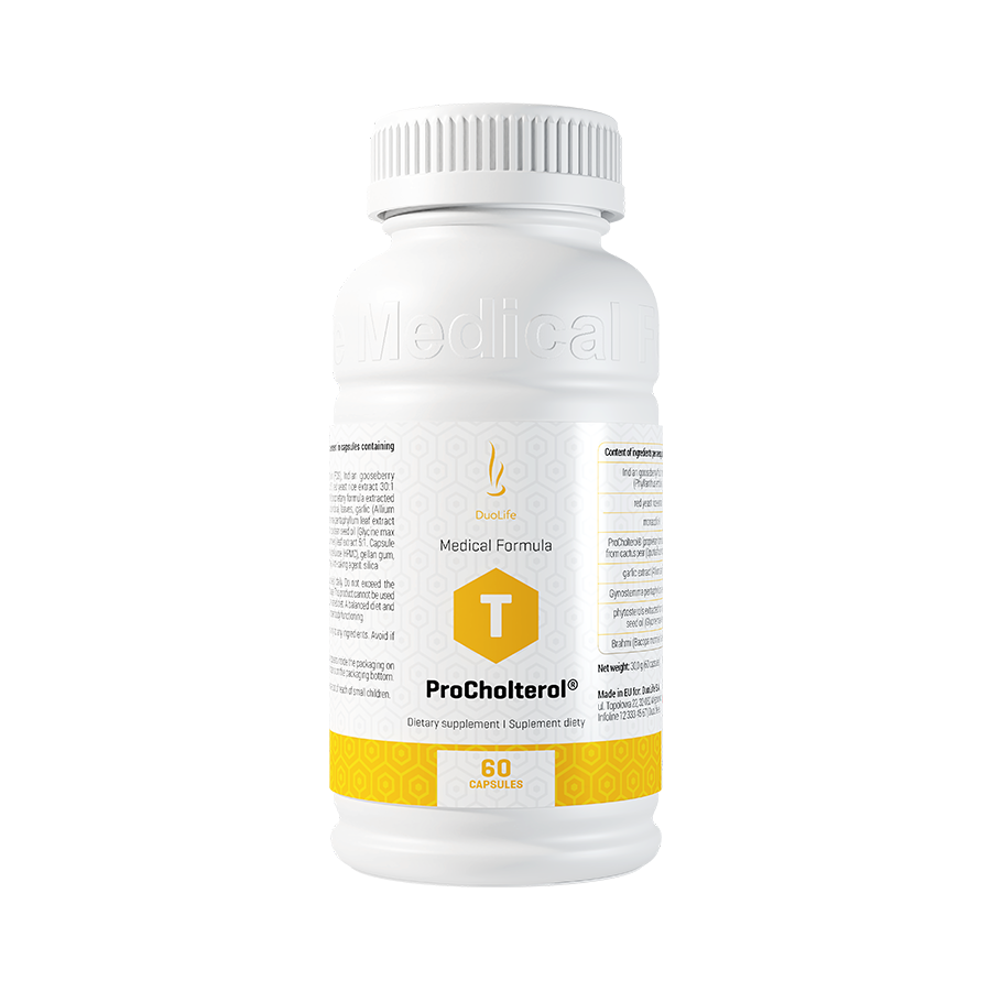 DuoLife Medical Formula ProCholterol® 60 kapslí
