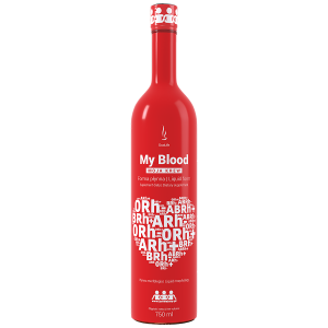 Duolife My Blood Moje krev 750ml | morfologie tekutá